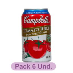 Suco Campbell´S Tomato