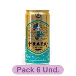 Cerveja Witibier Praya