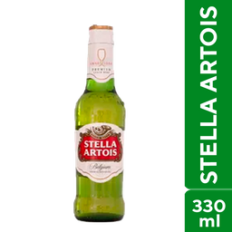 Cerveja stella 330ml