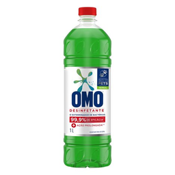 Desinfetante Omo Herbal 1 L
