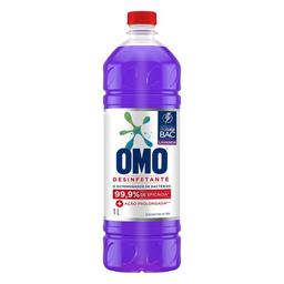Desinfetante Omo Lavanda 1 L