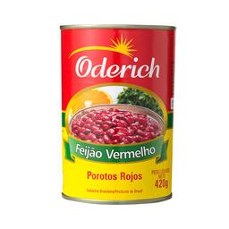 Oderich Feijão Vermelho Lata