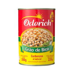Oderich Grão Bico Conserva