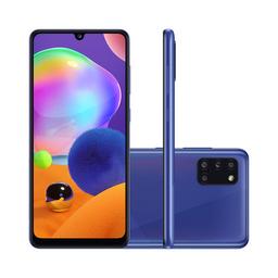 Smartphone Samsung A315 Galaxy A31 Azul
