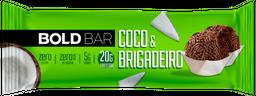 Bold Bar Coco Com Brigadeiro Zero