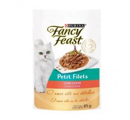 Nestle Ração Úmida Fancy Feast Filet cne