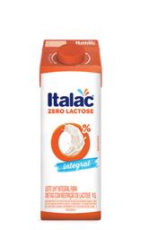 Italac Leite Zero Lactose Integral