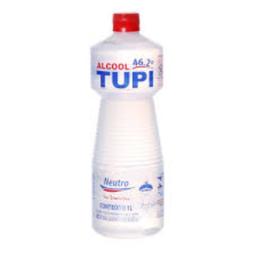 Álcool Líquido Tupi 46,2 Neutro 500 mL