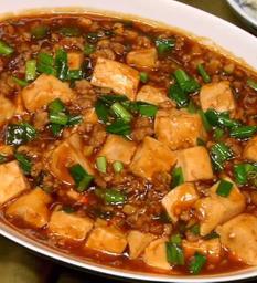Tofu com Carne Moida