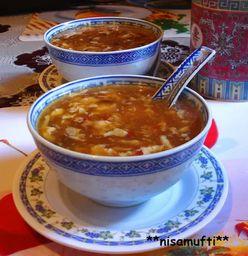 Sopa de Vinagre e Pimenta Vegetariana 700ml