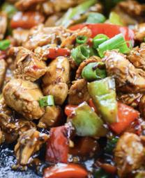 Kun Pão Chicken