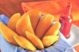 Porção de Pastel de Angu de Queijo Canastra