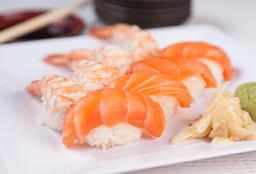 Sushi Salmão - 5 Peças