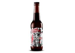 Cerveja Guerrilha Cosmic Revolution Barrel Aged Amburana 355 mL