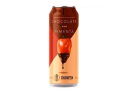 Cerveja Schornstein Bock Chocolate Com Pimenta 473 mL