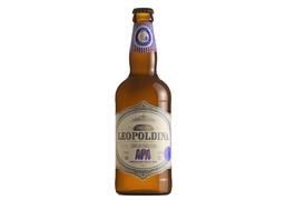 Cerveja Leopoldina Apa 500 mL