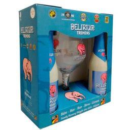 Kit Cerveja Delirium 2 Cervejas + 1 Copo - Cód 309332