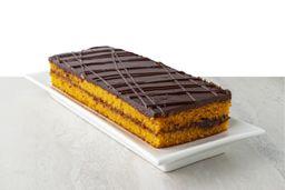 Bolo Cenoura Com Chocolate Tirinha 550 g - Cód 37846