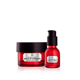 Kit Firmador Root Of Strength The Body Shop