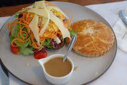 Salada + Torta do Dia