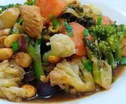 Chop-suey de Frango