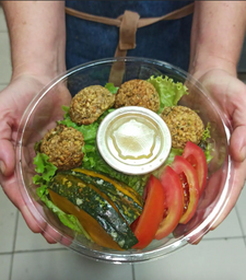 Bowl Salad de Falafel