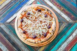 Pizza de Calabreze