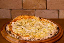 Pizza de Palmito com Catupiry