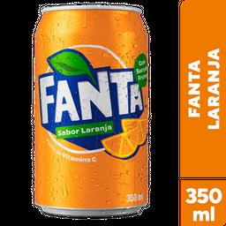 Refrigerante Fanta Laranja Lata 350 mL
