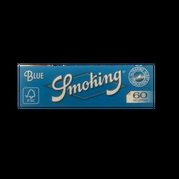 Seda Smoking Azul P