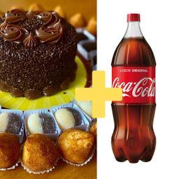 Kit Family + Coca-Cola 2L