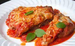File de Carne à Parmegiana