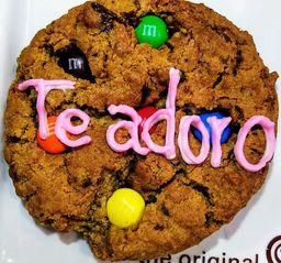 Cookie Decorado – Te Adoro