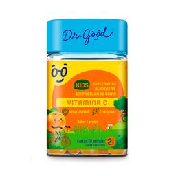 Dr. Good Vitamina C Em Gomas Vit Care