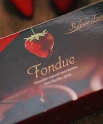 Chocolate Especial Fondue - 300g