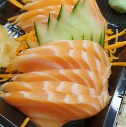 Sashimi de Salmão - 15 Fatias