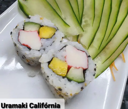 Uramaki Califórnia - 10 Peças