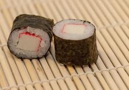 Hossomaki de Kani Kama - 8 Peças