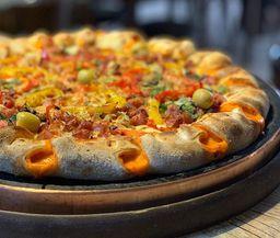 Pizza Salgada Pequena