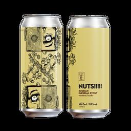 Cerveja Nuts!!! - UX