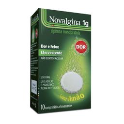 Novalgina Analgésico 1 G Efervescentes