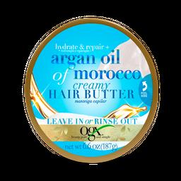 Hair Butter Argan Oil Of Morocco Ogx – 187 G