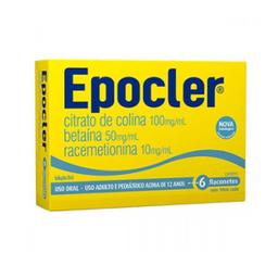 Epocler Solução Oral 6 Flaconetes