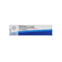Bayer Berlison 1 % Creme Uso Externo 15G