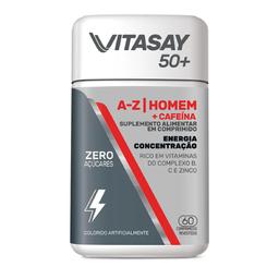 Vitasay Suplemento Alimentar 50 + Cálcio