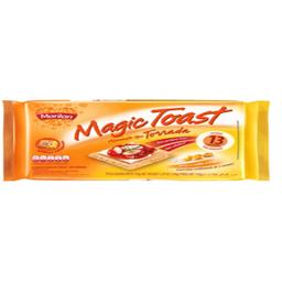 50% de DESCONTO na 2 UND Magic Toast Torrada Magic Marilanc Toa