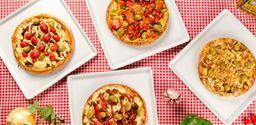 Pizza de Presunto - 043