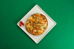 Pizza de Calabresa - 015