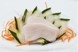 Sashimis de Peixe Branco 10 Peças