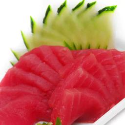 Sashimis de Atum 10 Peças